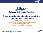 Delivery Hub - Lean function