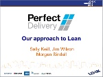 Our approach to Lean